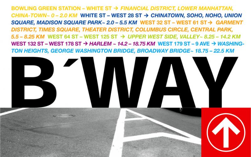 B´WAY – Broadway Up and Down